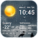 Desktop Weather Clock Widget icon