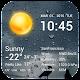 Desktop Weather Clock Widget Download for PC Windows 10/8/7