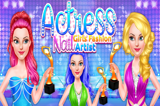 Télécharger Actrice Filles Fashion Nail Artiste-Fantaisie Desi  APK MOD (Astuce) screenshots 5