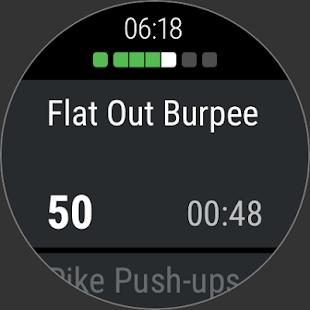 Runtastic Results – Фитнес и сушка тела Screenshot