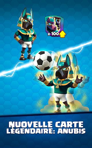 Code Triche Soccer Royale - Clash de Football APK Mod screenshots 1