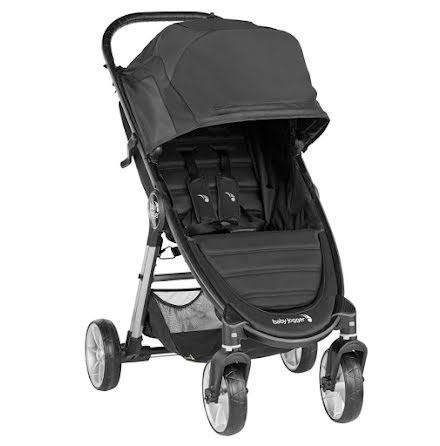 Baby Jogger City Mini 2 4-Wheel, Jet