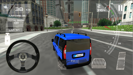 Doblo DriftX Simülatör - náhled