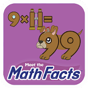 Meet the Math Facts Multiplication Level 3 Game