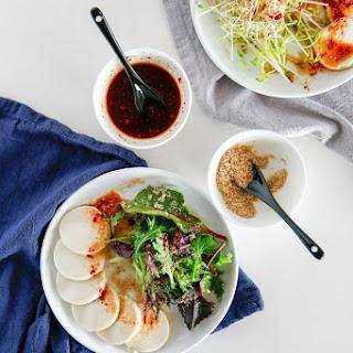 Korean Salad Recipes