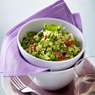 Spring Vegetable Tabbouleh