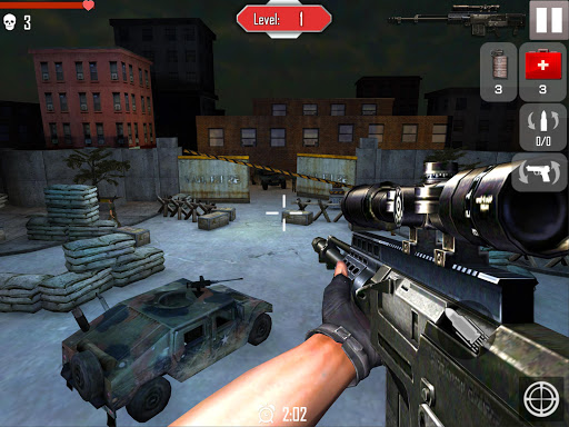 Sniper Shoot War 3D android2mod screenshots 12