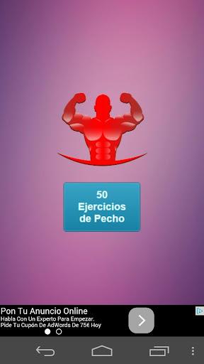 50 Ejercicios de pecho