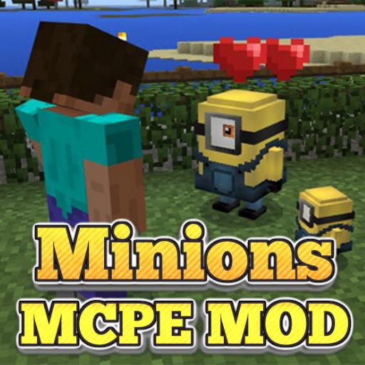 Minions MCPE MOD