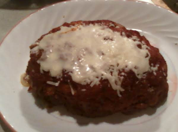 Stuffed Bacon Pizza Meatloaf Recipe