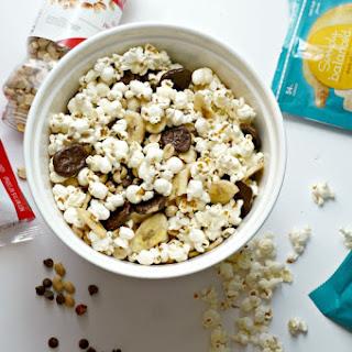 Minions Movie Night with Banana Banana Popcorn Recipe