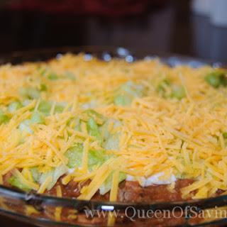 Taco Salad Dip.