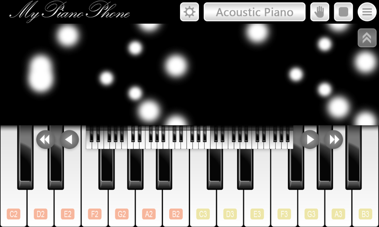 My Piano Phone- screenshot
