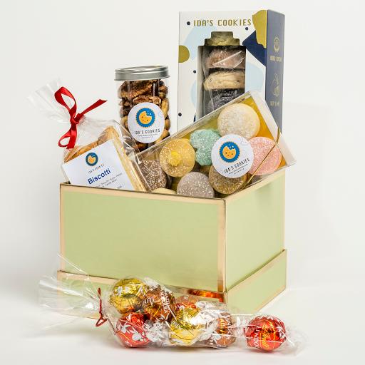 6 piece Sweetheart Mochi Gift Basket