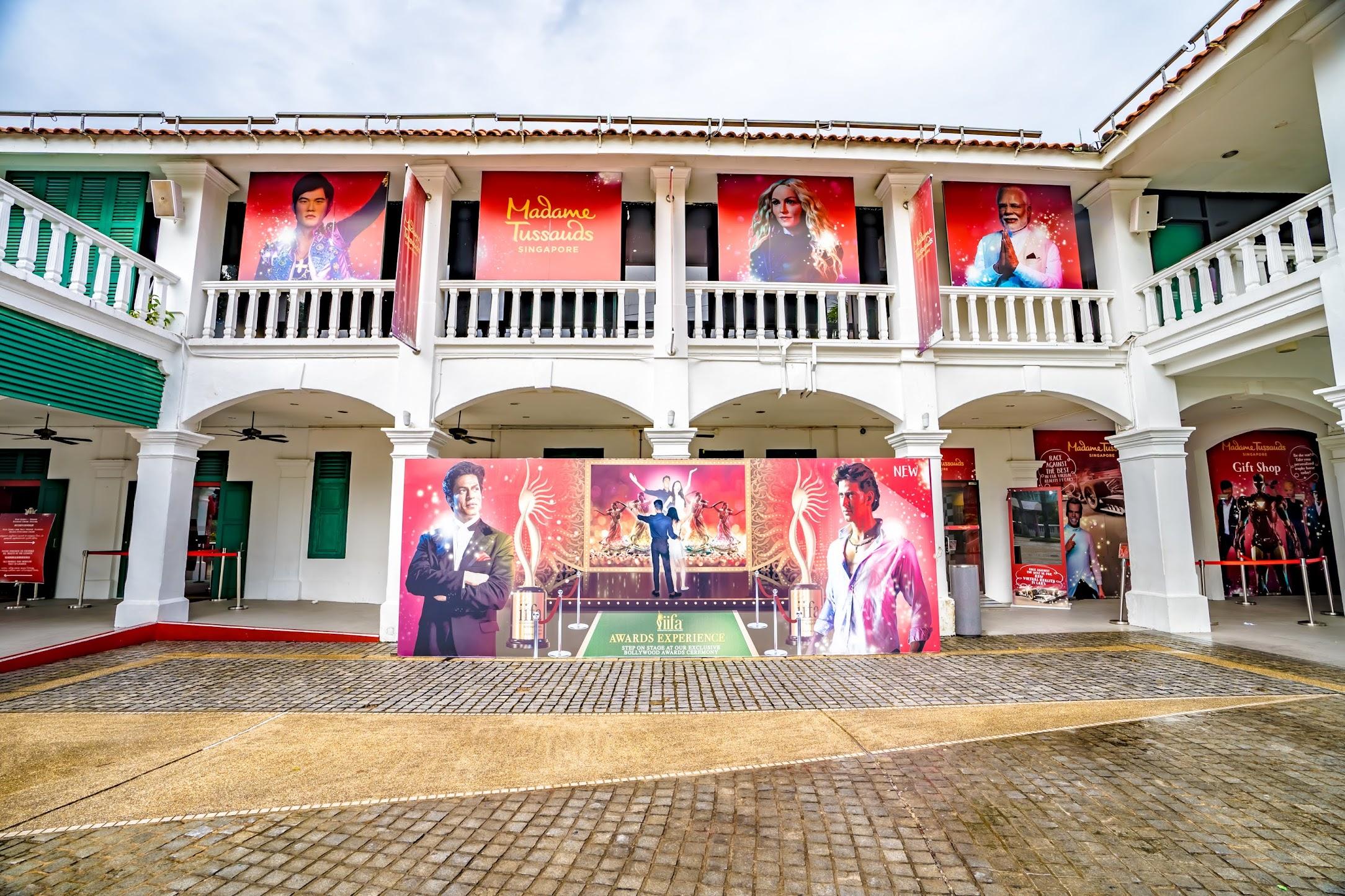Singapore Sentosa Island Madame Tussauds