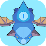 Dragon Merger - Tap and Idle Icon