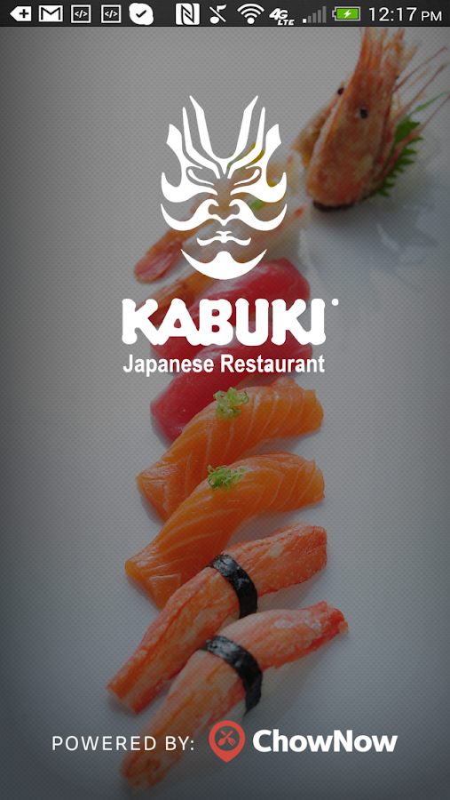 Kabuki Japanese Restaurant- screenshot
