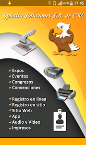Registro de Asistentes screenshot 0