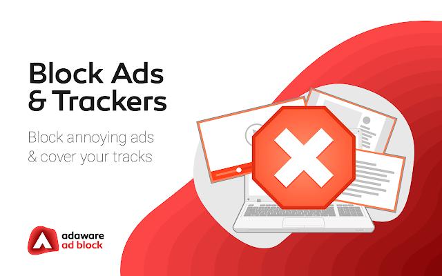 Adaware Ad Block on