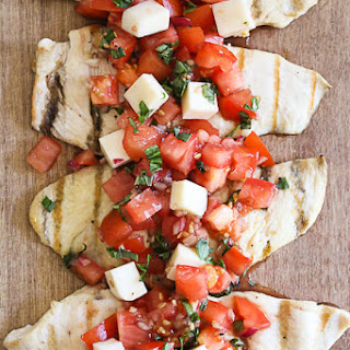 Olive Mozzarella Bruschetta Recipes