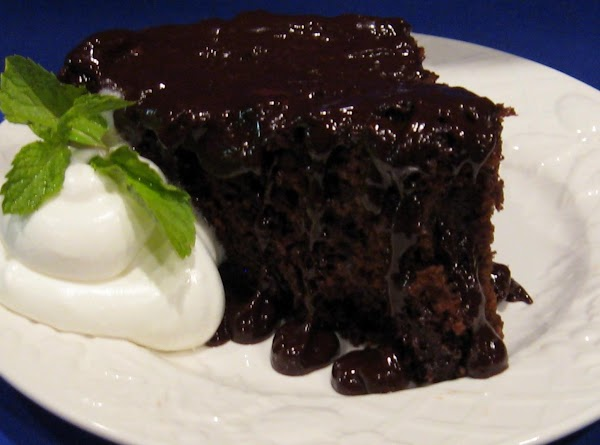 Slow Cooked German Chocolate Cake Recipe