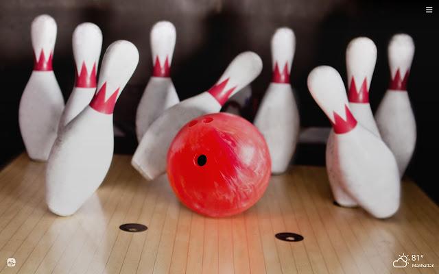 Bowling HD Wallpapers New Tab Theme