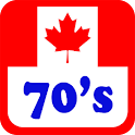 Canada 70's Radio Stations icon