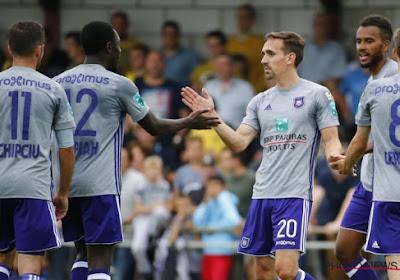 Anderlecht doit encore se renforcer, surtout à cette position