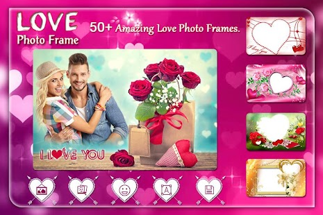 Love Photo Frames Screenshot