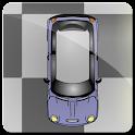 Car Line Parking icon