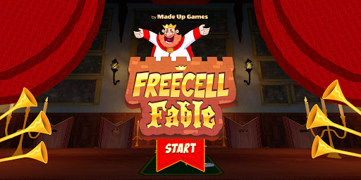 FreeCell Fable 0.24 screenshots 1