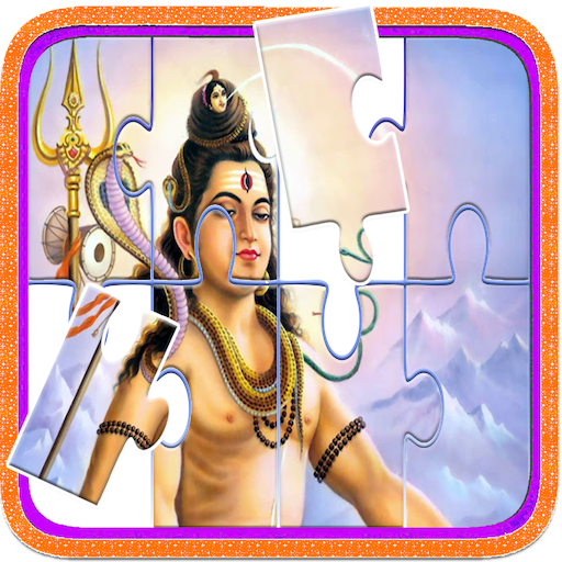 lord shiva Jigsaw Puzzle : Hindu Gods Puzzle Games (game)
