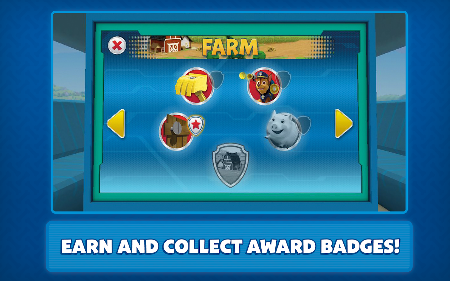 PAW Patrol Pups to the Rescue- screenshot