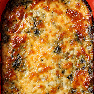 Spinach Madeline.