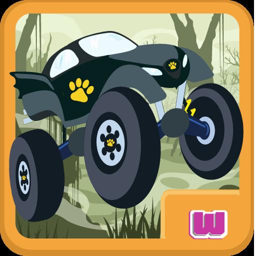 Cat Noir Monster Truck: Soy