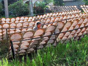 Photo: an important cottage business in Si Chiang Mai, Nong Khai