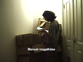 "Photo: A captured image from ""Armazém"", a video work in 2008"