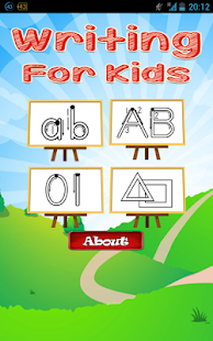 Learn Writing for Kids Free- screenshot thumbnail
