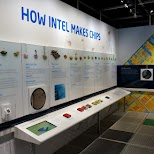 INTEL MUSEUM at santa clara in Mountain View, California, United States