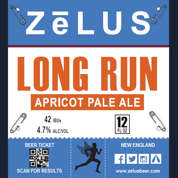 Logo of ZēLUS Long Run