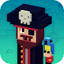 Pirate Crafts Cube Exploration APK icon