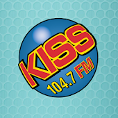 104.7 KISS FM - Casper's Hit Music Station (KTRS)