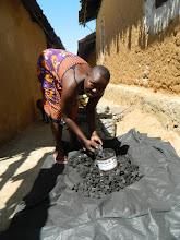 Photo: BBN Member business selling charcoal with Bangla-Pesahttp://koru.or.ke