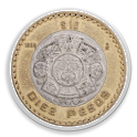 10 Pesos icon