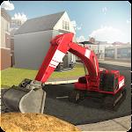 Heavy Excavator Simulator 2017 Icon