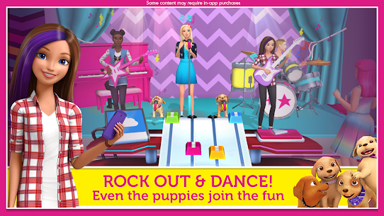 Barbie Dreamhouse Adventures Mod Apk Download For Android and Iphone 7