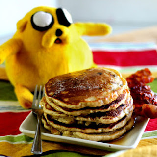 Jake's Bacon Pancakes (Adventure Time).