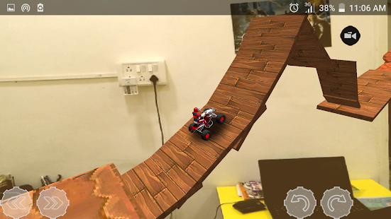 AR Car Drive : Camera Version Screenshot