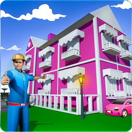 Doll House Crafting And House Decorating Game