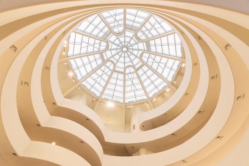 Guggenheim museum di Sergio Rapagnà